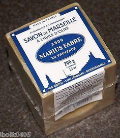 Olivenseife, Marius Fabre, Savon de Marseille