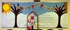 Little LDS Ideas: 2012 Primary Bulletin Board Ideas
