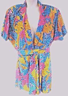 48336c5236 Adrian Jordan Women s Dress Multi Color Floral Plus Size 22 24W 3X XXXL   AdrianJordan