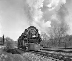 N&W 1224 - Villamont, Virginia | Norfolk & Western class A #… | Flickr