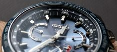 Seiko Astron GPS Solar Dual Time Watch Review | aBlogtoWatch Seiko Sportura, Gadget Watches, Types Of Technology, Photovoltaic Cells, Herren Chronograph, Mechanical Watch, Solar, Mechanical Clock
