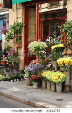 cute flower shop