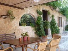 Mieten Sie dieses 5-Zimmer-Ferienhaus für  1.715€ pro Woche! Fotos, Bewertungen und Verfügbarkeit für SON PERETO in the countryside. anzeigen.