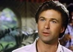 "a young Alec Baldwin, played ""Joshua"", Val's brother, on Knots Landing.....totally forgot he was on this!!!!"