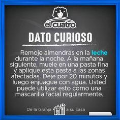 #Tipselcuatro #lecheelcuatro