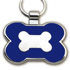 Pet ID Tag - Bone Shape - Custom engraved cat and dog tags. Jewelry that ensures pet safety. Available in 10 colors and 2 sizes. ** Learn more by visiting the image link. Dog Tags Pet, Cat Id Tags, Dog Harness, Dog Leash, Engraved Pet Tags, Custom Dog Tags, Thing 1, Jewelry Tags, Pet Id