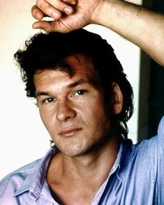 Patrick Swayze. YES, YES, YEEESSS!  Young Patrick Swayze and young John Travolta will always have my heart.