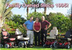 Movilidad scooters, sillas de ruedas eléctricas, ascensores para sillas de Marc