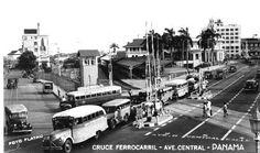 Avenida Central, Ciudad de Panamá