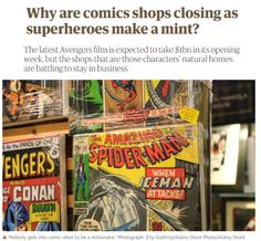 First, let me elaborate before the people in the peanut gallery start screaming at me for the title of the article. No, the comic book industry isn't going to go anywhere. But the fact of the matter is the industry as we know it won't exist anymore after the lockdown has been lifted. And no Covid-19 was not the cause but the straw that broke the camels back which I will elaborate in a detailed explanation. Natural Homes, Camels, Comic Book, Industrial, Facts, Let It Be, Gallery, People, Graphic Novels