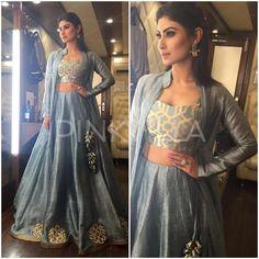 Celebrity Style,SVA Couture,Mouni Roy,Rishika Devnani