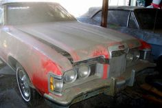 1973 Mercury Cougar XR7 / Comes out of storage after 30 years