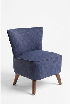 Chapman Chair - Tweed  $279.00   definitely need this...how perfect you would match my Chippendale couch