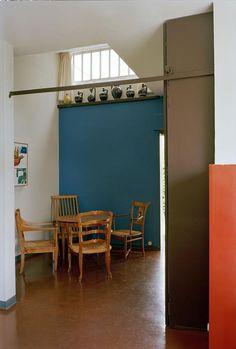 Fondation Le Corbusier - Villa Le Lac - Visite de la villa Le Lac
