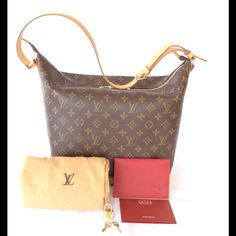 % authentic Louis Vuitton Amfar three This is a FABULOUS authentic Louis Vuitton Sharon Stone Amfar Three Vanity Shoulder Bag! This is an elegant chic bag that is perfect for travel or everyday use. This is your opportunity to get this fantastic authentic LV Sharon Stone Amfar bag for an incredible price! Excellent condition No stain, no rip, no smell Date code: SL1001  Comes with  Dust bag, lock and keys, care booklet    Size: 12.2 x 12 x 7.3 inches or 31 x 30.5 x 18.5 cm  Shoulder Strap…