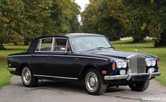1978 Rolls-Royce Silver Shadow II Saloon