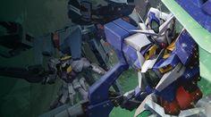 Mobile Suit Gundam 00 The Movie (Mobile Suit Gundam Extreme Vs - PS3 Save Data Wallpaper)