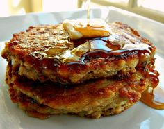 """Scottish? I don't know if they are traditionally """"Scottish"""" but that's what our family has always called these oatmeal pancakes. They are made out of mostly oats, a traditio…"""