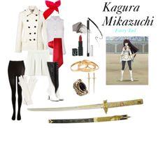 """Kagura Mikazuchi"" by aliazuras on Polyvore"