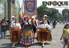 482 aniversario de Puebla, México Foto: Erick Merchant.