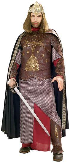 Premium Aragorn King of Gondor Adult Costume