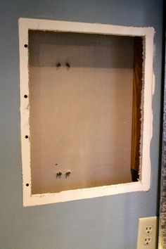 Bathroom Redo How to turn old medicine cabinet into open shelving - Charleston Crafted Reduce Remode Medicine Cabinet Shelves, Old Medicine Cabinets, Bathroom Medicine Cabinet, Old Bathrooms, Small Bathroom, Bathroom Ideas, Master Bathroom, Bathroom Updates, Budget Bathroom