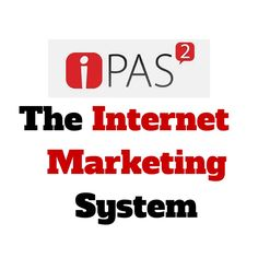 Online Marketing System - iPAS2 - Ready for You! http://www.actiontowealthnow.com