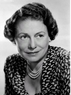 Thelma Ritter, Academy Award nominee in 1950, 1951, 1952, 1953, 1959 and 1962
