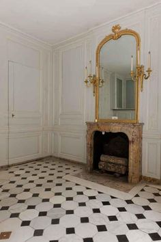 Private apartments of Marie Antoinette