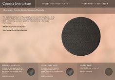 Convict love tokens screen capture