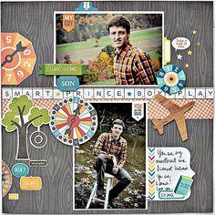 My guy - Scrapbook.com