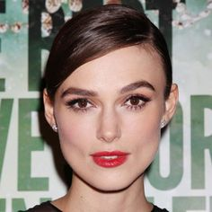 Keira Knightley - Best Celebrity Hair And Make-Up Trends