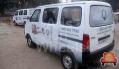 Finally, there's a way for you to get more mileage out of your vehicles – even when they're parked! Vehicle wraps!