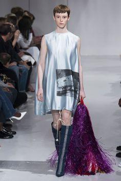 Défilé Calvin Klein 205W39NYC Printemps-été 2018 16