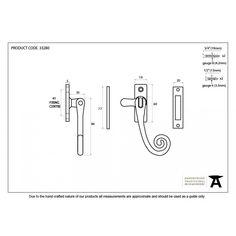 Black Monkeytail Fastener - Product Spotlight - Black Window Furniture