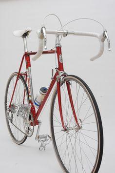 Vintage Gazelle Champion Mondial AA road frame