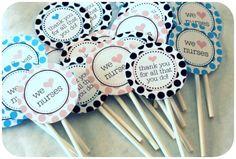 Nurse Appreciation Cupcake Toppers