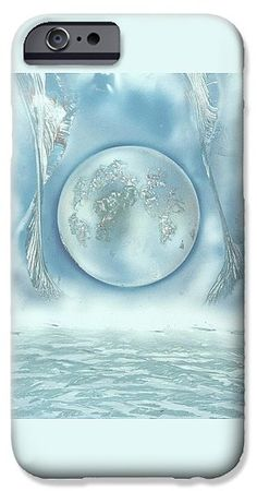 Printed with Fine Art spray painting image Turquoise Dream by Nandor Molnar (When you visit the Shop, change the orientation, background color and image size as you wish)