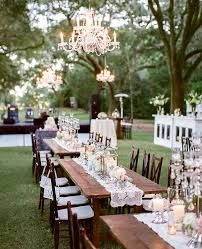 Ideas for wedding table settings rustic outdoor receptions centerpieces Lantern Table Centerpieces, Vintage Centerpieces, Wedding Centerpieces, Wedding Table Setup, Wedding Table Settings, Wedding Reception, Outdoor Dinner Parties, Garden Party Decorations, Lace Table Runners