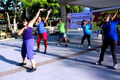Promoting Healthy Lifestyle in Bangued, Abra