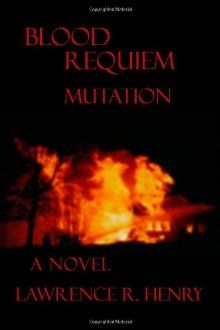 """UAHuntsville student Lawrence Henry has recently published his first book titled """"The Blood Requiem Mutation."""""""