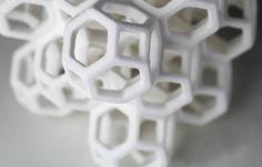 3D Printed Sugar Lattice