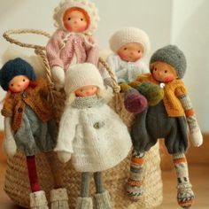 Dear customers, these sweet dollies are looking for a lovely home! :)