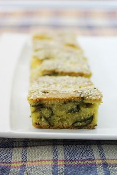 Delicious And Easy Healthy Cornbread Recipe With Spinach -