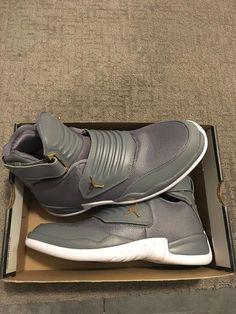 c67d21592bc Nike Air Jordan Generation 23 Mens Size 11 Basketball Shoes Dark Gray  AA1294 004  fashion