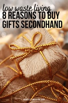 Secondhand gifting carries a stigma that it doesn't really deserve. Despite being secondhand, we can find some really amazing gifts that are preloved by someone else but perfect as a new-to-you gift for a special person in your life. There are so many reasons why secondhand gifting is a great idea and why we should work to normalize it. Check out these reasons to buy secondhand gifts! Gifts For Teens, Gifts For Women, Amazing Gifts, Special Person, Zero Waste, Wedding Gifts, Best Gifts, Families, Check