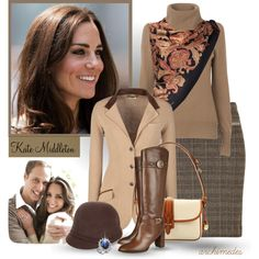 """""""Kate Middleton"""" // by archimedes16 on Polyvore"""