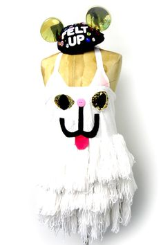 The only Halloween outfit for cat ladies