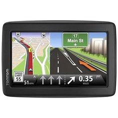 Tomtom VIA 1515M Automobile Portable GPS Navigator -, Gray - Po #1EN5.052.08
