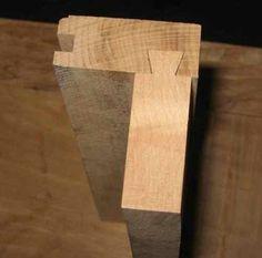 DIY - encaixes em madeira: Para quem quer se aventurar como marceneiro, esses recortes e encaixes são primordiais!